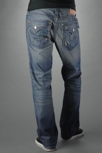 True Religion Mens Jeans Walker XXX - Panhandler