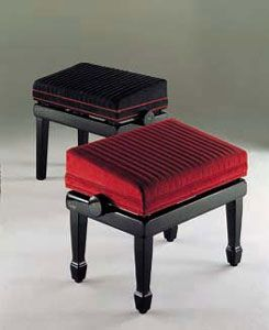 Dr.Habermann - ergonomic piano bench:
