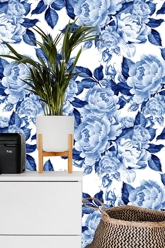 Removable Wallpaper Mural Peel Stick Self Adhesive Wallpaper Etsy Mural Wallpaper Wallpaper Bedroom Wallpaper