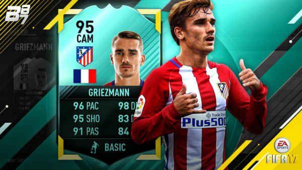 Las cartas Pro Player en FIFA 17 son unas de las más llamativas y exclusivas de Ultimate Team, pues solo las tienen los jugadores profesionales reales.