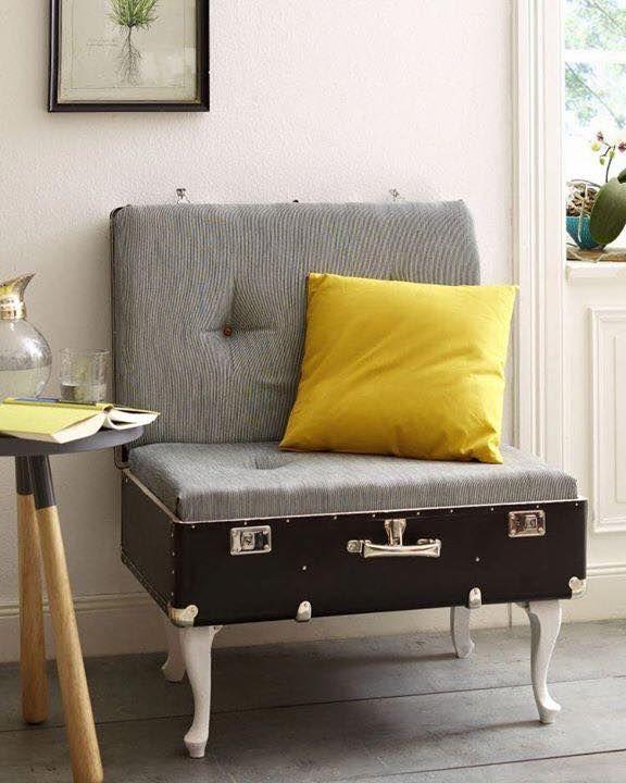 Vous voulez créer des objets avec de la récupération? Dans cet article, on vous propose des idées originale pour la création de chaises avec du recyclage: