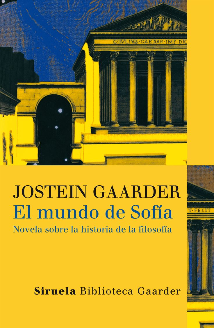 el mundo de sofia-jostein gaarder-9788498414516