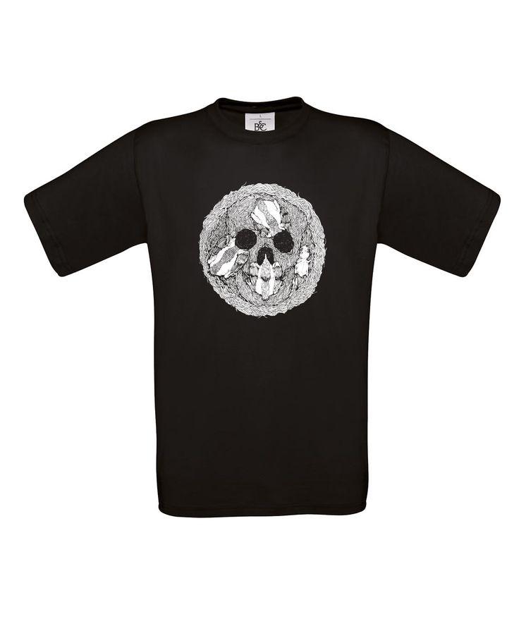 First T-Shirt! Black, XS-M-L-XL sizes.  Budapest T-Shirt A1A