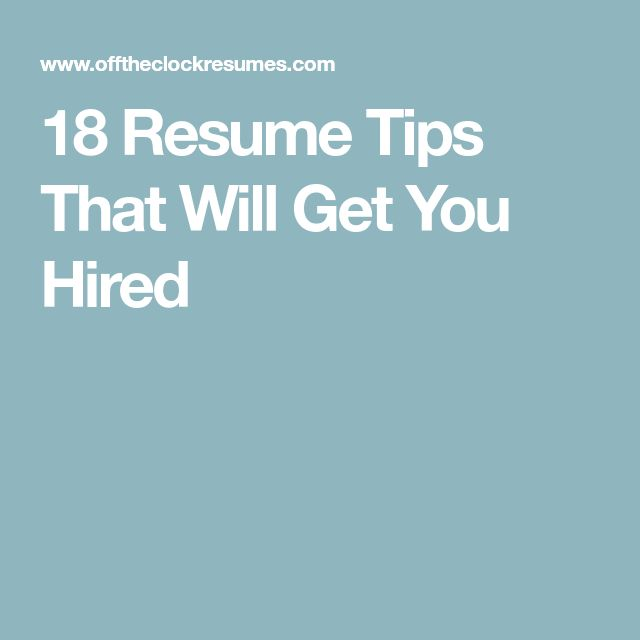 Best 25+ Resume tips ideas on Pinterest Job search, Resume and - tips resume