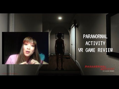 Our @JesV got to try out the @PAVRGAME This weekend if you're going to @TweetYourScream check it out #ParanormalActivity  Jessica Villarreal reviews the #ParanormalActivity Virtual Reality Experience #PAVRGame #NoSpoilers