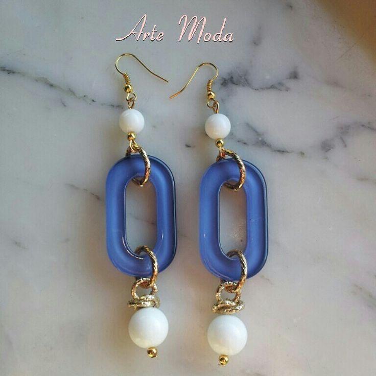 Collezione Patrice creation:modello Patricia. ..con pietre agata bianca. ..#earrings#accessori#bijoux#creazioni#bijouxfattiamano#jewels#fashion#moda#madeinitaly#trendy#outfit#depop#style#summer#love. X info:patriceartemoda@gmail.com