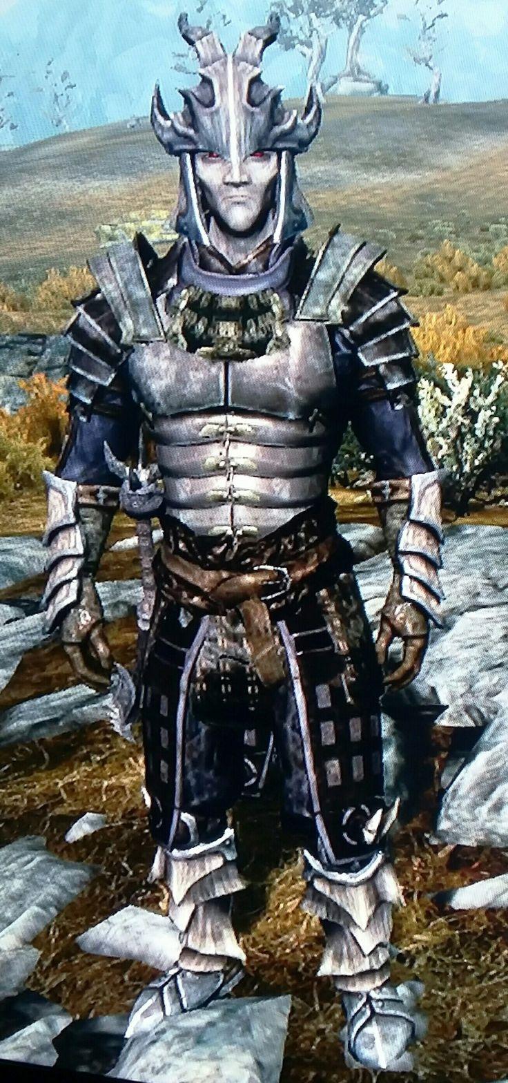 """""""Seasoned Blade"""" By Greg  Dragonscale Helmet  Blades Armor  Dragonscale Gauntlets  Dragonscale Boots"""