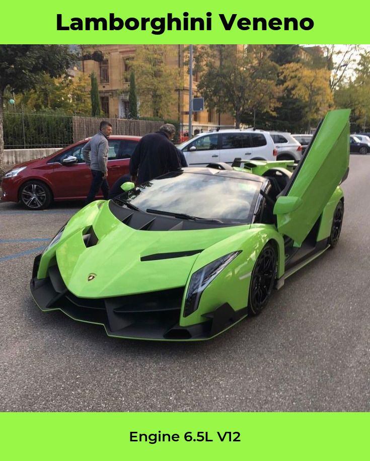 The Lamborghini Veneno Supercar Price 4 5 Million