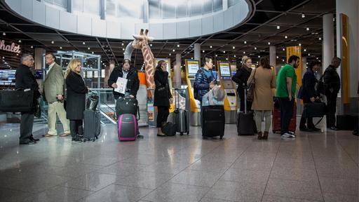 Vorfall bei United Airlines: Wäre das auch hierzulande möglich?   tagesschau.de