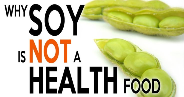 Why Soy Is NOT a Health Food <3 via @eatlocalgrown