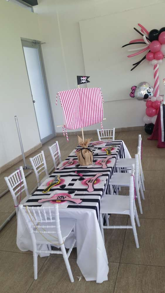 Pirate Birthday Party Ideas | Photo 1 of 4
