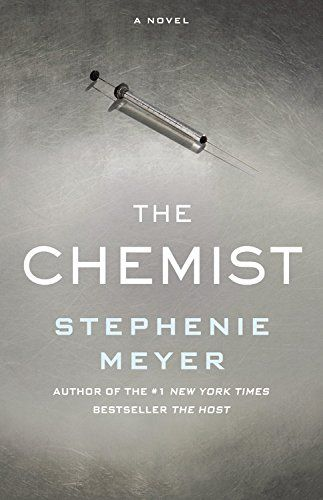 The Chemist, this book was clever but I have high expectations for the Author ever since Twilight. Maybe I am setting too high expectations because it is hard for me to enjoy any of her other books. This was a good book, but at times I was bored. -KL