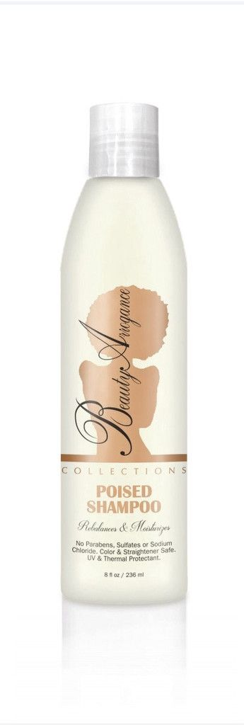 BEAUTY ARROGANCE COLLECTIONS POISED SHAMPOO