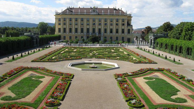 Schonbrunn -Vienna by  Emil Langhe  on @deviantART
