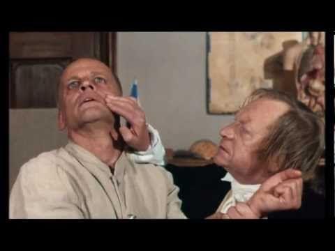 """Kinski in """"Woyzeck""""   Garten der Lust - Erotische Literatur von F. C. Mey-Lesetipps aus Klassikern-Fotografie-Satire"""