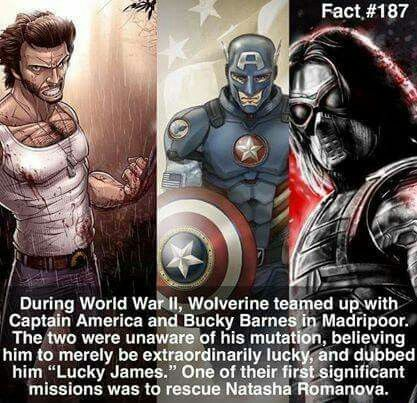 So Wolverine's/Logan's real name is James, or...?