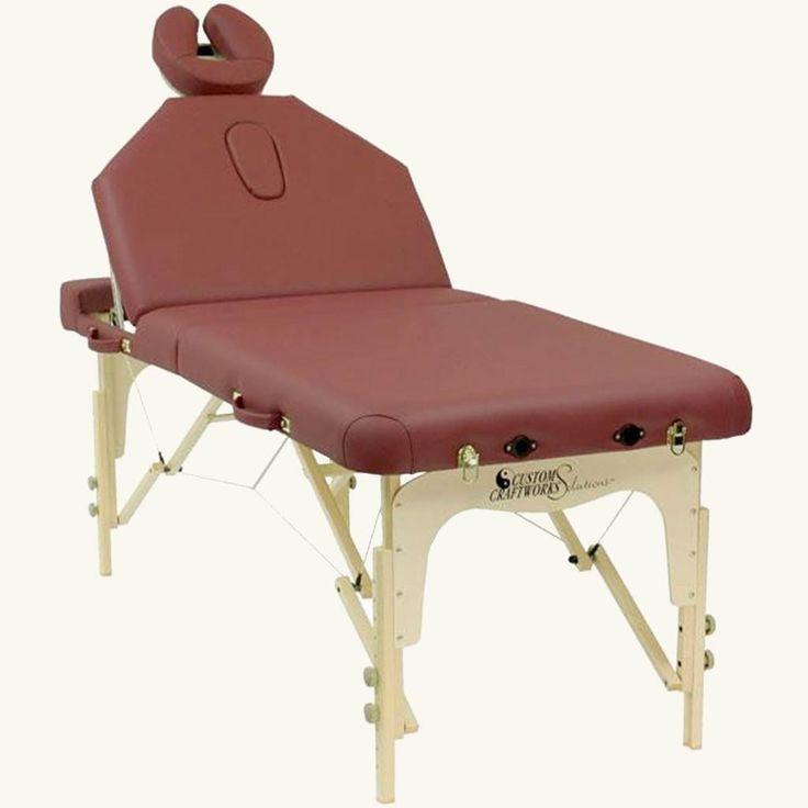 1000 images about custom craftworks massage tables and. Black Bedroom Furniture Sets. Home Design Ideas