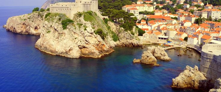 Dubrovnik Old Town, Croatia | Dive into a Mediterranean World: http://snip.ly/opB8
