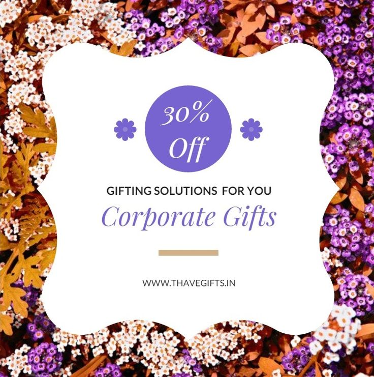 Corporate Gifts from Thave Group