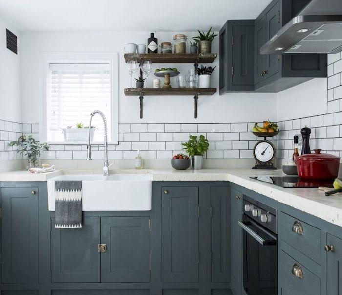 Idée décoration et relooking cuisine Tendance Image Description