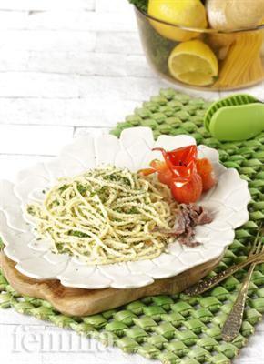 Femina.co.id: Spaghetti Mudica #resep
