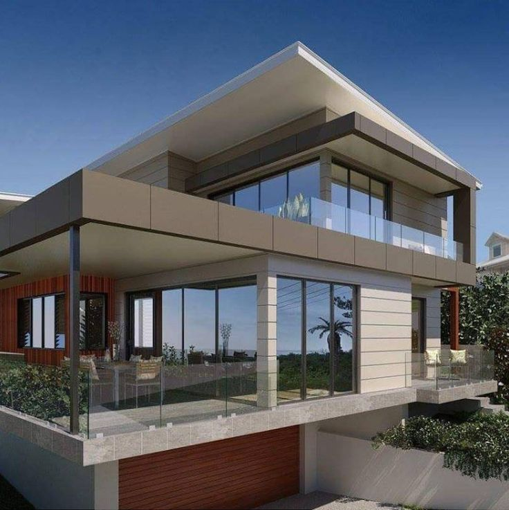 Very excited to see this design by @southcoastdrafting come to life - a contemporary coastal design with clean lines using stria and matrix cladding. All approved and ready to go. #australianarchitecture #architecture #exterior #exteriordesign #scyonwalls