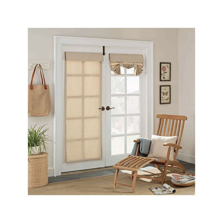 Best 25 french door curtains ideas on pinterest curtain for Indoor outdoor french doors