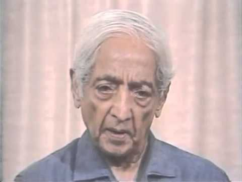 Jiddu Krishnamurti Talks on life and death, meditation, zen (playlist)