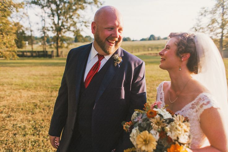 Blogworthy Warrenwood Weddings info@warrenwoodmanor.com Bride & Groom at summer farm wedding, Photo by Cassie Lopez Photography