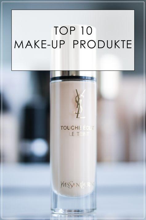 Top 10 Make-Up Favoriten & Tipps für den ultimativen Glow!