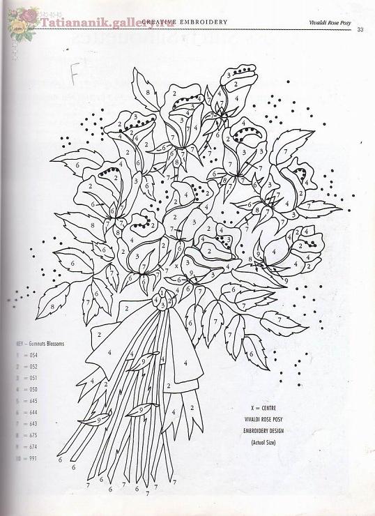 Gallery.ru / Фото #34 - Creative Embroidery - Tatiananik