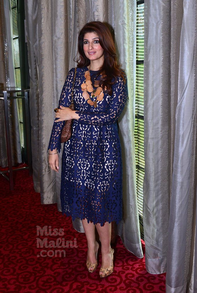 You'll Want To Get Your Hands On Twinkle Khanna's Dress ASAP!
