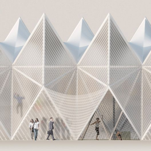 Gallery of Andersen & Sigurdsson Architects' Light Pavilion is on Display at the Danish Pavilion at the Venice Biennale – 3