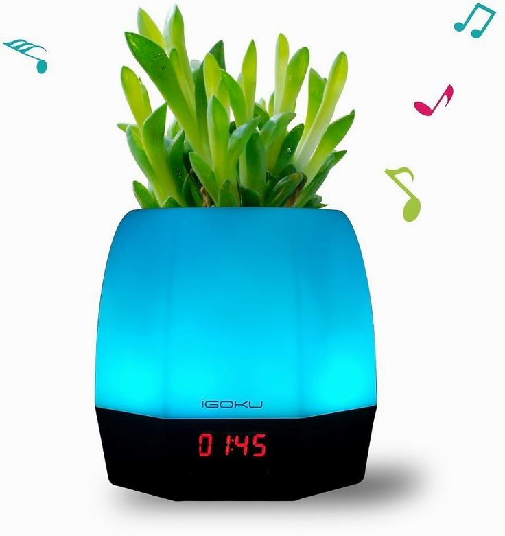 #IGOKU Bluetooth Speaker, Magic Colorful #Table Lamp, LED Clock, #Alarm Clock and #Smart Music Flower Pot 5 in 1 with 1200mAh Battery. Creative Wireless Speaker,Touch Play Piano Ideal As Gift, Decoration  https://couponash.com/deal/igoku-bluetooth-speaker-magic-colorful-table-lamp-led-clock-alarm-clock-and-smart-music-flower-pot-5-in-1-with-1200mah-battery-creative-wireless-speakertouch-play-piano-ideal-as-gift-decoration/168294