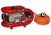NARDI Esprit 3T Electric Compressor 50' Hose Hookah System Scuba Diving Third Lung Surface Air New