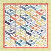 Sunny Steps- Free Pattern by Sew and Tell Quilts