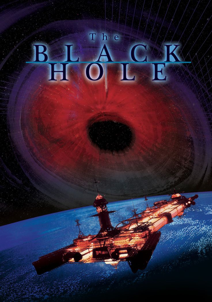 The Black Hole (1979) Ironically, Disney's version of Event Horizon