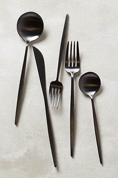 Neona Flatware - anthropologie.com