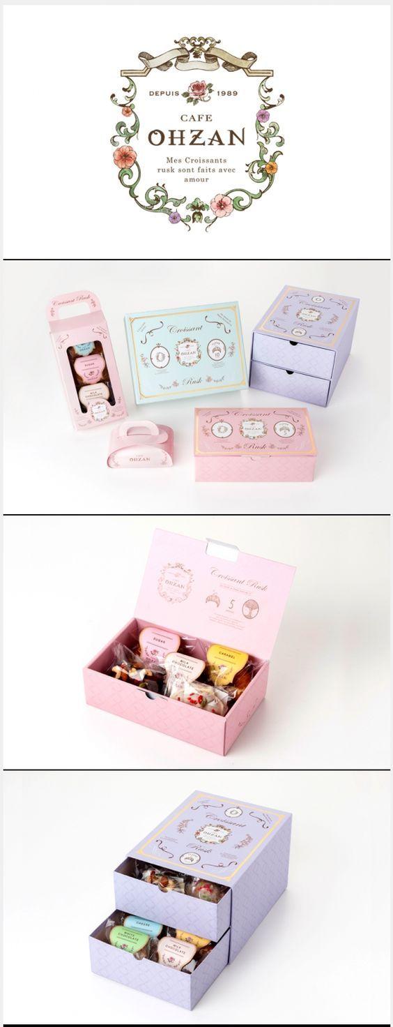 Cake packaging