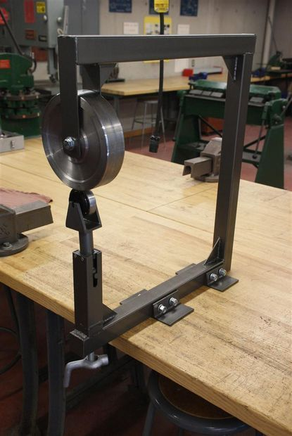 Photo de conception, construction et juin roue anglaise