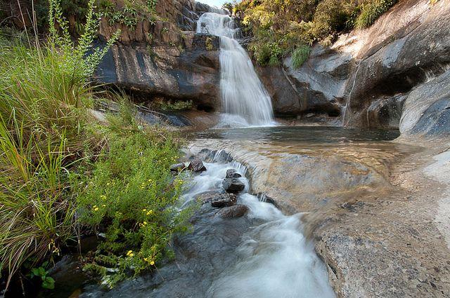 Golden Gate National Park    Clarens  Free State  Lesser Caledon River