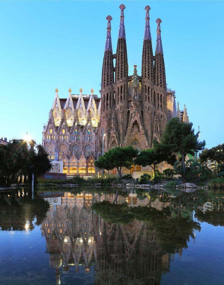 allthingseurope:  Sagrada Familia, Barcelona