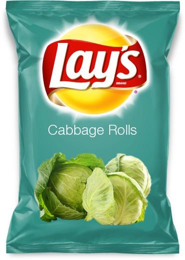 Cabbage Rolls????? really weird PD