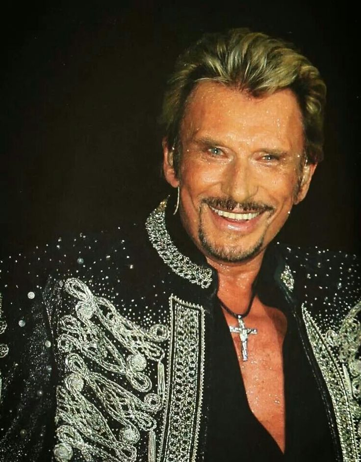 308 best johnny hallyday images on pinterest. Black Bedroom Furniture Sets. Home Design Ideas