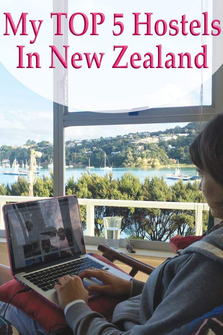 Travelling to New Zealand? Here is my top 5 Hostels in NZ - Be Yourself by Charlie