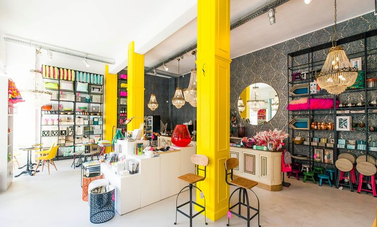 Bconnected Concept Store & Coffee corner - Palma de Mallorca, Spain.