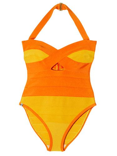 PALM SPRINGS PRIMED: COACHELLA PACKING ESSENTIALS 4) A Bright Swimsuit