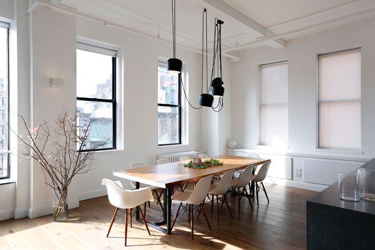 A Light-Filled Loft in New York City's East Village - Design Milk