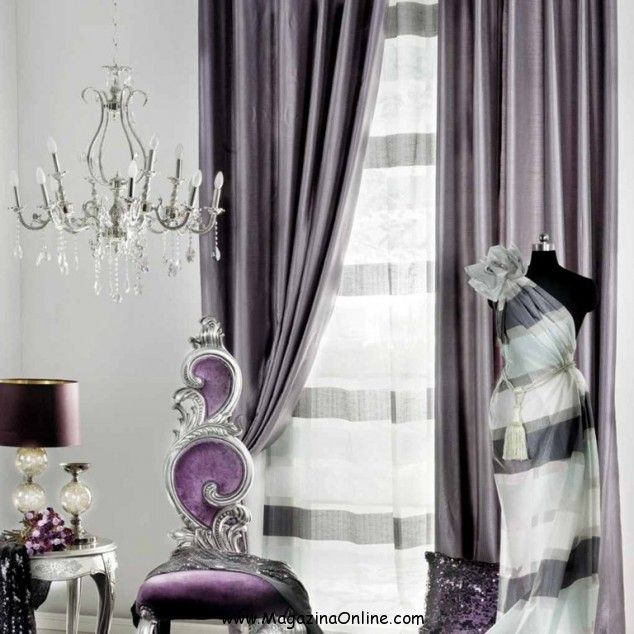 Awesome Curtains For Rooms. Find This Pin And More On 20 Modern Living Room  Curtains Design ...