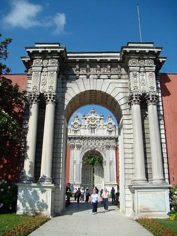 Turquia Estambul Palacio Dolmabahce 004